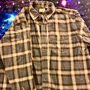 Men's LL Bean Flannel